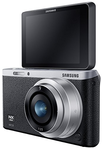 Best vlogging camera inexpensive and cheap -Samsung NX Mini – Best Vlogging Camera for Busy Professionals