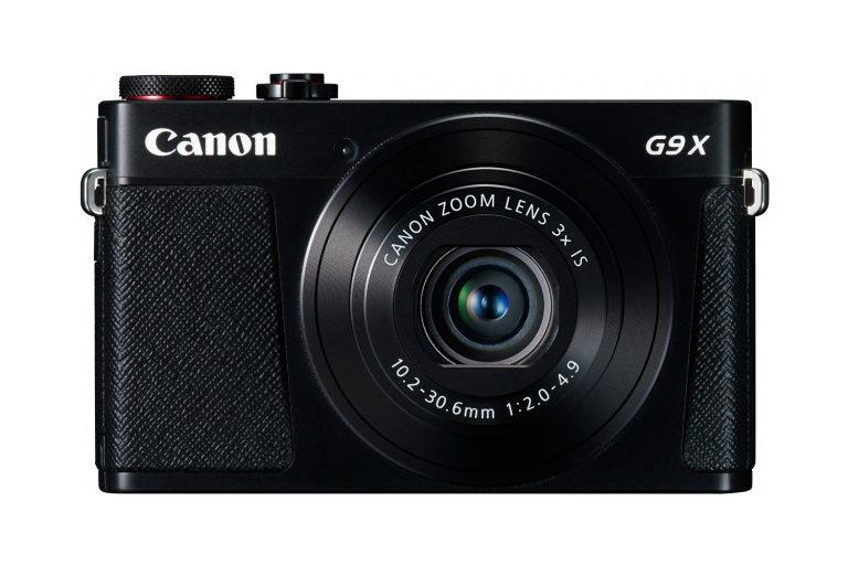Best vlogging camera inexpensive and cheap -Canon PowerShot G9 X