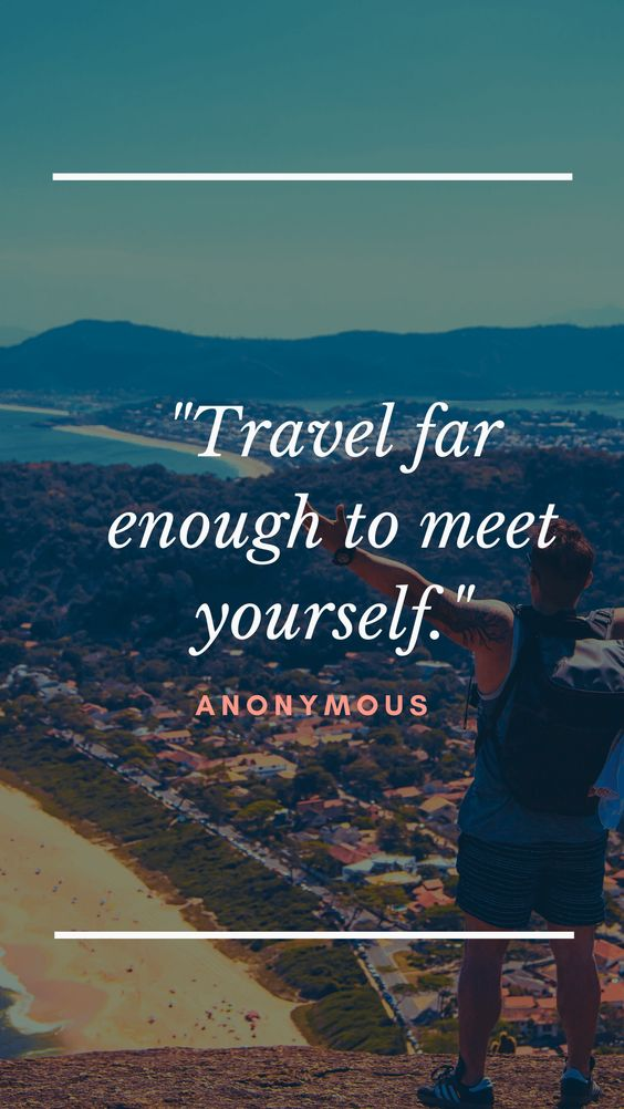 23 Travelling Quotes for the Travel Bug in You