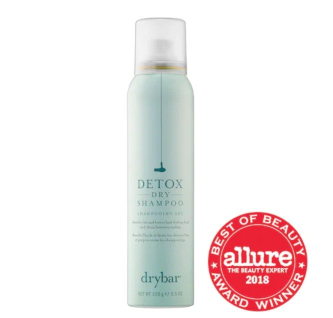 DRYBAR Detox Dry Shampoo - best for short hairstyles