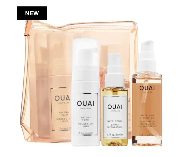 OUAI The Easy Ouai Kit- best for short hairstyles