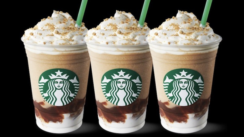 How to order S'mores Frappuccino from starbucks